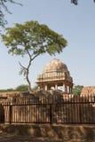 Archaeological building, Mehrauli Archaeological Park, New Delhi Stock Image