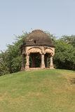 Archaeological building at Mehrauli, New Delhi Stock Image