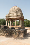 Archaeological building, Mehrauli Park, New Delhi Royalty Free Stock Photos