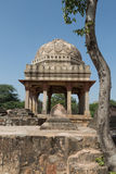 Archaeological building at Mehrauli Park, New Delhi Stock Image