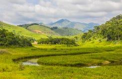 Archaeological and Environmental Park São João Marcos royalty free stock photo