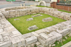 Archaeological Excavations Royalty Free Stock Image