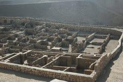 The archaeological excavations of Deir el Medina Stock Photo