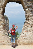 Archaeological excavations in Sirmione, Italy Royalty Free Stock Images