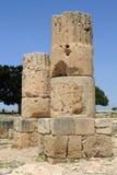 archaeological lokal Royaltyfria Foton
