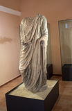 Archaeological Museum of Falerone, Italy Stock Photos