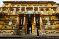 Archaeological Museum In Zagreb, Croatia Royalty Free Stock Image
