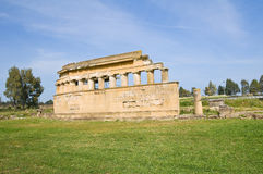 Archaeological Park. Metaponto. Basilicata. Italy. Royalty Free Stock Images