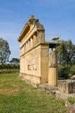 Archaeological Park. Metaponto. Basilicata. Italy. Stock Photo