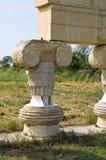 Archaeological Park. Metaponto. Basilicata. Italy. Stock Photos