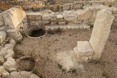 Archaeological ruins