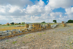 Archaeological site Stock Photography