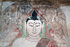 Archaeological site of Bagan, Burma. Unesco world heritage Royalty Free Stock Photo