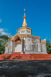Archaeological site of Buddhism Thailand Royalty Free Stock Image