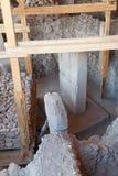 Archaeological site of Gobekli Tepe Stock Photo