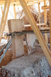 Archaeological site of Gobekli Tepe Royalty Free Stock Photography