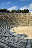 Archaeological site, Greece Royalty Free Stock Image