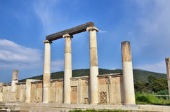 Archaeological site, Greece Royalty Free Stock Images