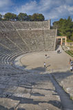 Archaeological site, Greece Royalty Free Stock Photo