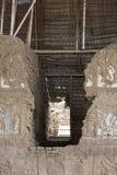 Archaeological site Huaca del Sol y de la Luna, Peru Royalty Free Stock Photography
