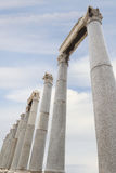 Archaeological site in Izmir, Turkey Royalty Free Stock Images
