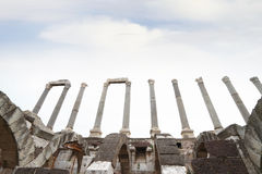 Archaeological site in Izmir, Turkey Stock Photos