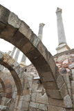 Archaeological site in Izmir, Turkey Royalty Free Stock Photography