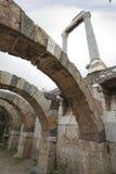 Archaeological site in Izmir, Turkey Stock Photo