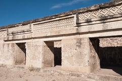 Archaeological site of Mitla, Mexico Stock Images