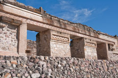 Archaeological site of Mitla, Mexico Royalty Free Stock Image
