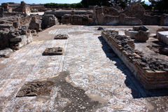Archaeological Site Of Nora. Royalty Free Stock Image