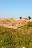 Archaeological site Royalty Free Stock Image