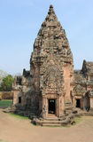 The archaeological site of Phnom Rung Royalty Free Stock Images