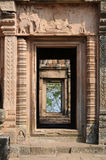 The archaeological site of Phnom Rung Stock Photography