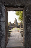 Archaeological site in Thailand Stock Images