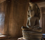 Archaeological site in Thailand Royalty Free Stock Photography
