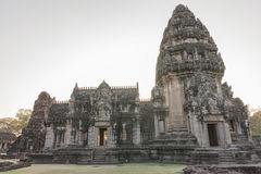 Archaeological site in Thailand. Phimai Royalty Free Stock Photography