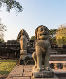 Archaeological site in Thailand Stock Photography