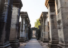 Archaeological site in Thailand Stock Photo