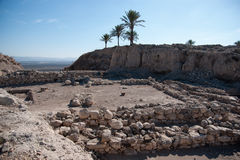 Archaeology excavations Royalty Free Stock Images