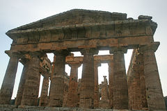 Archaeology paestum Stock Images