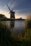 Archaic Windpump Stock Photography