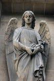Archangel Gabriel. Madeleine church in Paris Stock Photography