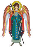 Archangel Michael Royalty Free Stock Photography