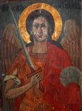 archangel michael Στοκ Εικόνα