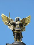 Archangel michael Stock Image