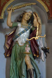 archangel michael Στοκ εικόνα με δικαίωμα ελεύθερης χρήσης