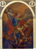 archangel michael Στοκ εικόνες με δικαίωμα ελεύθερης χρήσης