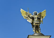 Archangel Michael Stock Photography