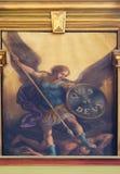 archangel michael Στοκ Φωτογραφία